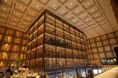 Библиотеки Йельского университета. Бейнаке