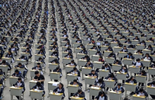 Гаокао в Китае